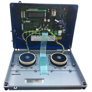 Система дозирования Aquaviva pH/Rx, 5 л/ч, 5 бар, 2 мембранных насоса, для бассейнов 50–750 м3 (в комплекте с измерительным набором) арт. SPMBASEM0006