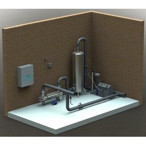 Система комбинированной обработки воды УФ и озоном Xenozone Scout 200