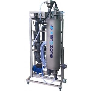 Система комбинированной обработки воды УФ и озоном Xenozone Scout Duo 100, озон 4 г/ч, для бассейнов до 100 м3, 1,5 кВт арт. XZ-SCOUT-DUO-100