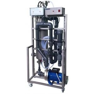 Система комбинированной обработки воды УФ и озоном Xenozone Scout Duo 100