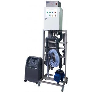 Система комбинированной обработки воды УФ и озоном Xenozone Scout Duo 200