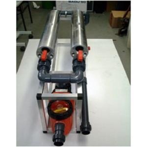 Система контроля функционирования установок MTH UV-OXS