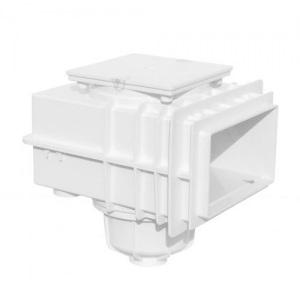 Скиммер MTS Produkte V20 (для бетонного бассейна), цвет белый