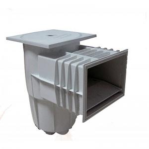 Скиммер Pool King для бетонного бассейна 15 л. подключение внутреннее 1½' /PA00249C/ арт. PA00249C