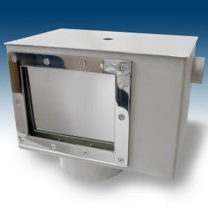 Скиммер Акватехника V 35 с регулятором уровня воды 2 ВР (универсальный) арт. АТ 05.13