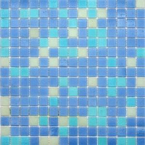 Смесь из стеклянной мозаики JNJ Gold JC105 (плитка 20x20 мм)