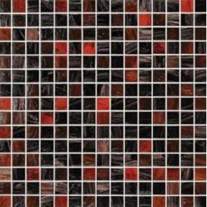 Смесь из стеклянной мозаики JNJ Gold JC882 (плитка 20x20 мм)
