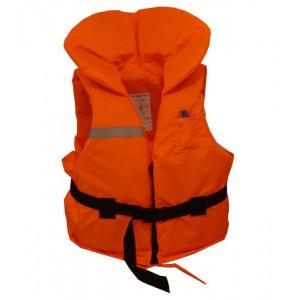 Спасательный жилет переворачивающий ПТК Спорт Дельфин сигнального цвета М8С арт. 034-1778