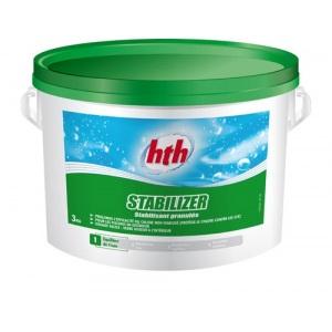 Стабилизатор хлора в гранулах HTH