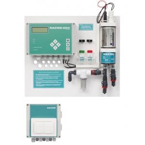 Станция дозирования и контроля уровня pH/Cl Free Дарин «Кристалл», 50 Вт, 220 В (без мембранных насосов) арт. 03-12-000-00