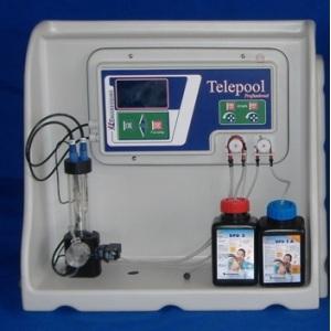 Станция колориметрического контроля Barchemicals Telepool LC Cl+pH (260250020) арт. 260250020