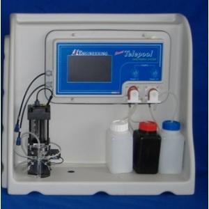 Станция колометрического контроля параметров воды Barchemicals Telepool Prof. с монтажным комплектом (260250002) арт. 260250002