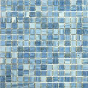 Стеклянная мозаика JNJ Aurora Starcloud 05-121 (плитка 20x20 мм)