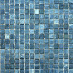 Стеклянная мозаика JNJ Aurora Starcloud 05-164 (плитка 20x20 мм)