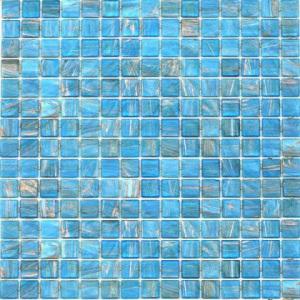 Стеклянная мозаика JNJ Aurora Starcloud 05-250 (плитка 20x20 мм)