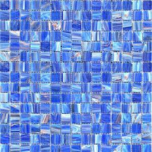 Стеклянная мозаика JNJ Aurora Starcloud 05-259 (плитка 20x20 мм)