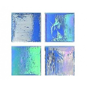 Стеклянная мозаика JNJ Ice Jade IA64 (плитка 15x15 мм)