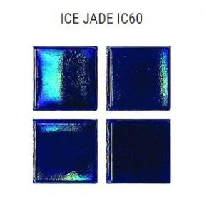 Стеклянная мозаика JNJ Ice Jade IC60 (плитка 15x15 мм)