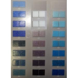 Стеклянная мозаика JNJ Normal A06 (плитка 20x20 мм)