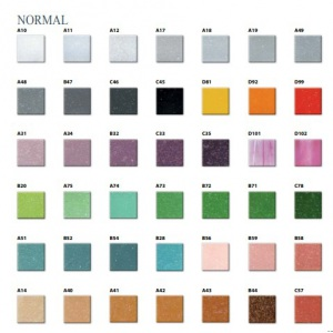 Стеклянная мозаика JNJ Normal D92 (плитка 20x20 мм)