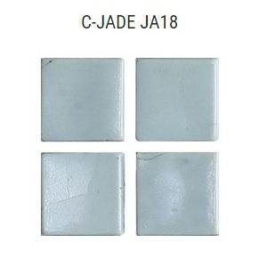 Стеклянная мозаика JNJ С-Jade JA18 (плитка 15x15 мм)