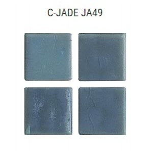 Стеклянная мозаика JNJ С-Jade JA49 (плитка 15x15 мм)
