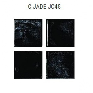 Стеклянная мозаика JNJ С-Jade JC45 (плитка 15x15 мм)
