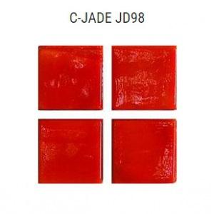 Стеклянная мозаика JNJ С-Jade JD98 (плитка 15x15 мм)