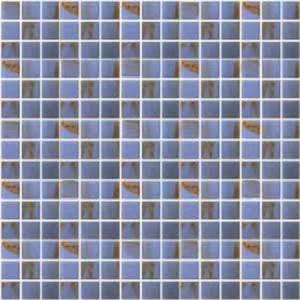 Стеклянная мозаика с авантюрином JNJ Gold Link GA64 (плитка 20x20 мм)
