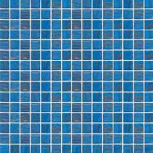 Стеклянная мозаика с авантюрином JNJ Gold Link GB01 (плитка 20x20 мм)