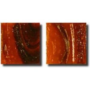 Стеклянная мозаика с авантюрином JNJ Gold Link GC91 (плитка 20x20 мм)