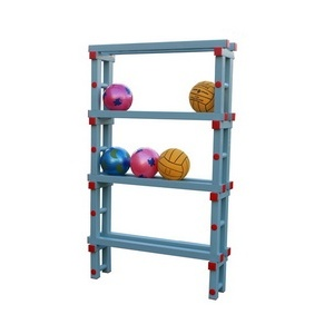 Стеллаж для мячей ПТК-Спорт, 1010х260х1660 мм арт. 011-2456
