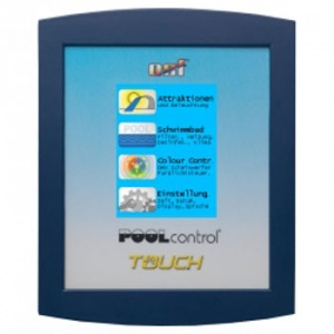 Центральный блок управл. OSF Poolcontrol Touch-1 с накладной панелью (310.000.0615) арт. 310.000.0615