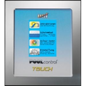Центральный блок управл. OSF Poolcontrol Touch-1 с утапливаемой панелью (310.000.0616) арт. 310.000.0616
