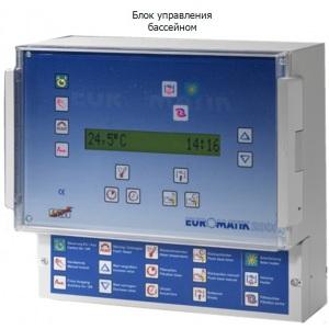 Центральный блок управл. OSF Poolcontrol Touch-2 с утапливаемой панелью (310.000.0622) арт. 310.000.0622