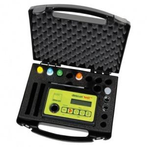 Цифровой фотометр Descon-test Plus, включая футляр, комплект реагентов, кюветы и принадлежности (стандартный комплект) арт. 31102 / 31101