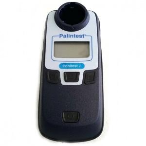 Цифровой фотометр Dinotec Pooltest 7, с набором реагентов (измерение 7 параметров) арт. 0820-601-00