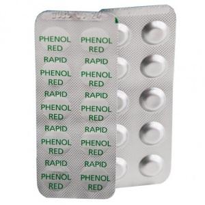 Таблетки для тестеров Pooltester