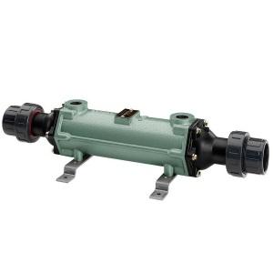 Теплообменник Bowman EC080-5113-1C из меди и никеля в комплекте с сосединительными муфтами 20 кВт арт. EC080-5113-1C