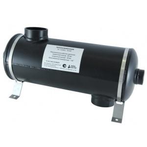 Теплообменник трубчатый Аквасектор, подключение ВР 2′, AISI-316L, 13 кВт арт. АС 14.013