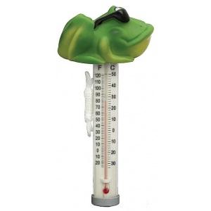 Термометр-игрушка Kokido Жаба серия «Крутяшки»