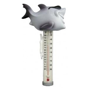 Термометр плавающий Kokido игрушка Акула серия «Крутяшки» /K725DIS/6P арт. K725DIS/6P