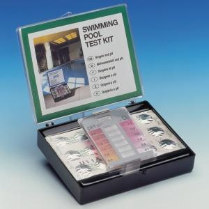 Тестер для бассейна Lovibond О2/pH Mini без тестерных таблеток (шкала+пластиковый бокс) арт. 2300091