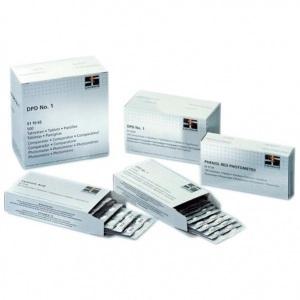 Набор таблеток для тестера Lovibond Pooltester (O2/pH)