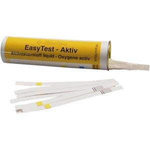 Тестовые полоски Easytest Aktiv для измерения содержания рН