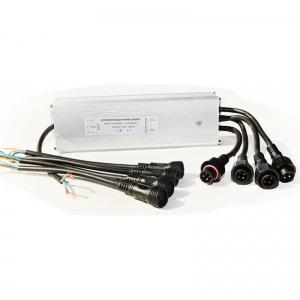 Трансформатор RGB 100 Вт 12 В для 4-х светодиодных светильников 20 (15, 12) Вт типа TLQP Pool King/Т100-4-RGB/ арт. Т100-4-RGB