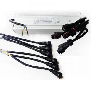 Трансформатор RGB 100 Вт 12 В для 6-ти светодиодных светильников 15 (12) Вт типа TLQP Pool King/Т100-6-RGB/ арт. Т100-6-RGB