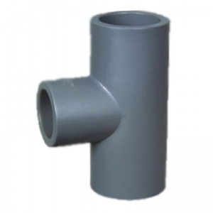 Тройник редукционный 90 ПВХ 1,0 МПа d_75*50 мм Pool King /UST0207550/ арт. UST0207550