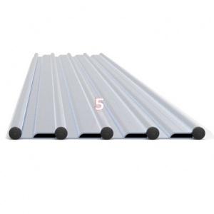 Удлинение рельсов 'Стандарт' для павильонов (5-секций)