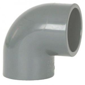 Угол 90° ПВХ Д.250 (1/K) 7101250 / Coraplax арт. 7101250